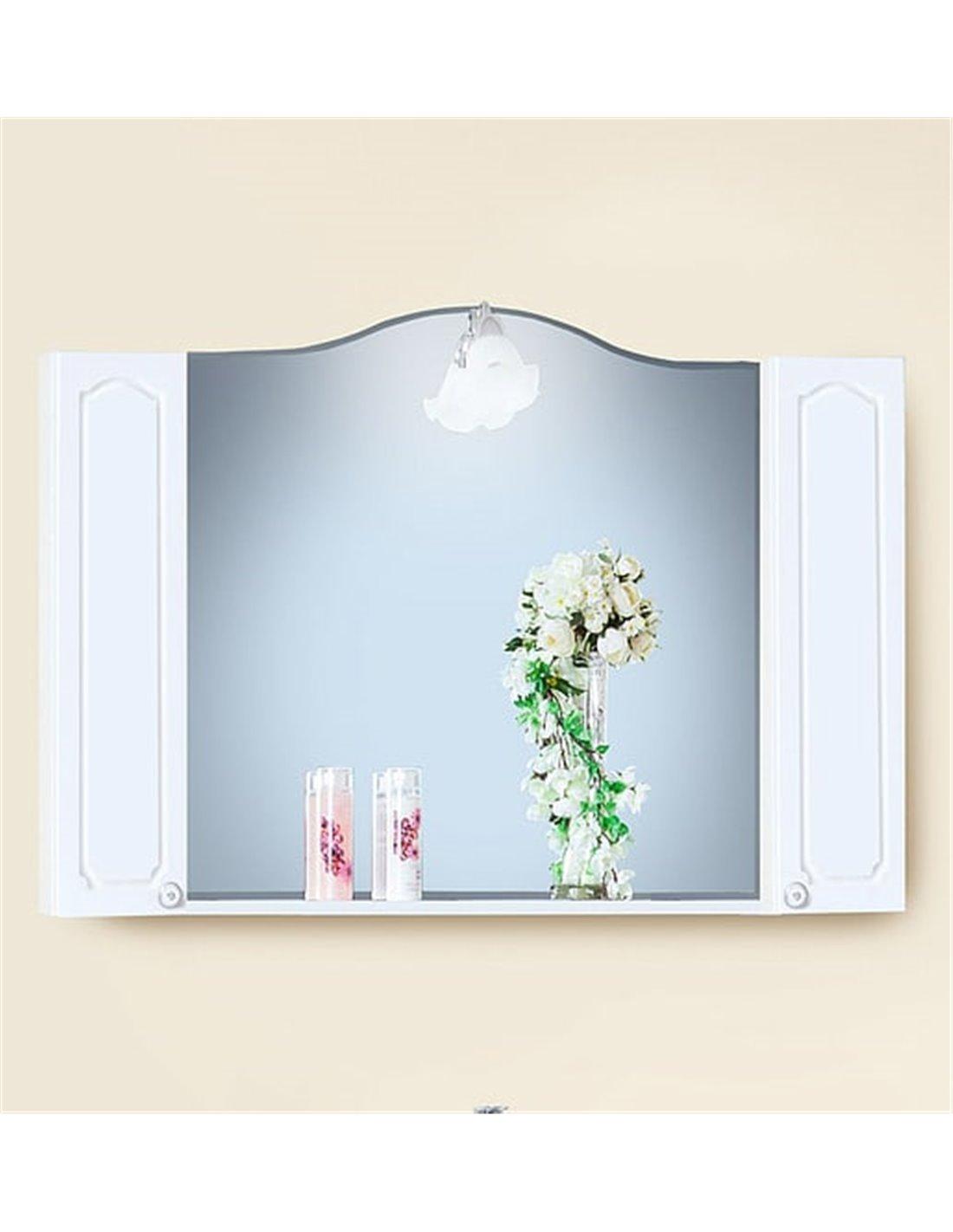 Зеркальные шкафы для ванной комнаты