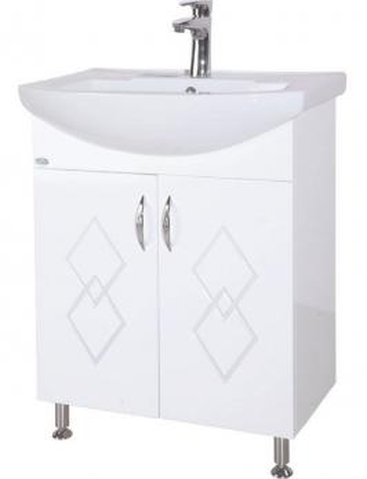 Комплект мебели элеганс 65 R белая