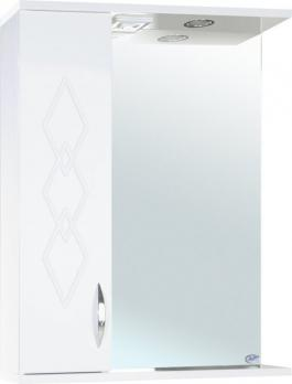 Комплект мебели элеганс 60 L белая